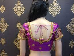 blouse design bridal blouse designs stitching in chennai best wedding blouse