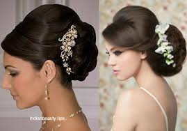 latest bridal hairstyles indian bridal updo bridal prom updo