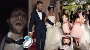 mariage religieux musulman le mariage religieux de tarek benattia les anges avec sa femme