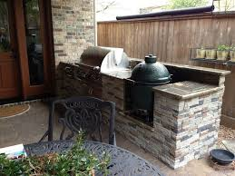 Green Egg Table by Green Egg Table Spaces Traditional With Big Green Egg Island