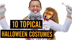 trump halloween costume 10 best halloween costume ideas for 2015 youtube