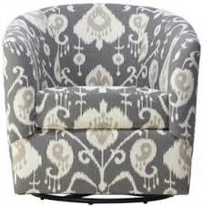 Swivel Chairs Upholstered Foter - Upholstered swivel living room chairs