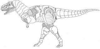 7 images transformers dinobots coloring pages transformers 4