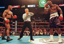 Evander Holyfield Bench Press The Biggest Fights In Boxing History Newsday