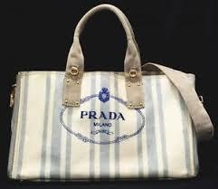 prada pvc handbags bags for ebay prada pvc 2way canapa tote bag ebay