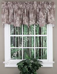 Fancy Kitchen Curtains Kitchen Valances Swags Galore Curtains Curtain For And Decor