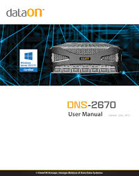 dns 2673 u2013 dataon storage agile storage for the microsoft defined