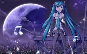 halloween background anime hatsune miku wallpapers hd u2013 wallpapercraft