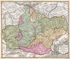Southeast Us Map Pin Map Of Transylvania