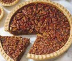 classic pecan pie recipe whats cooking america