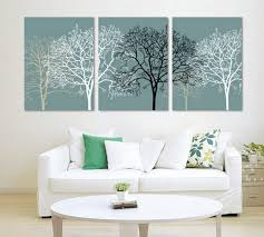 sell 3 panels 40 x 60 cm modern wall painting