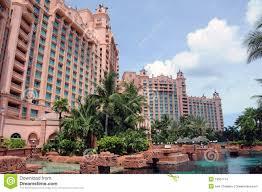 centro turístico de lujo de atlantis en las bahamas imagen de