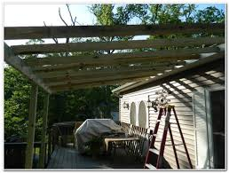 Pictures Of Roofs Over Decks by Diy Roof Over Deck Diy Do It Your Self