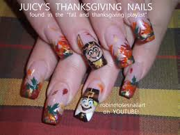 nail for thanksgiving robin moses nail thanksgiving nail nail