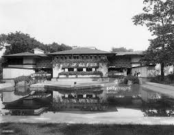 avery coonley house designed by wright pictures getty images