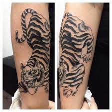 japanese tiger tattoo 50 traditional design ideas 2018
