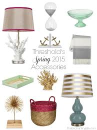 threshold u0027s spring home collection at target