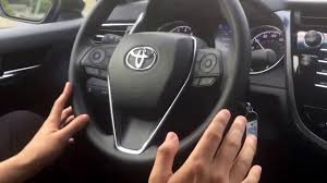 cruise toyota camry 2018 toyota camry how to set cruise way