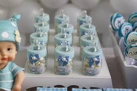 baby shower favors for boy baby boy shower favors ideas blue white plastic bottle pacifier