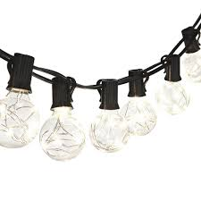 Clear Globe String Lights Outdoor online get cheap clear globe lights aliexpress com alibaba group