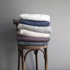 white stonewashed linen bedding u2014 lusitano1143