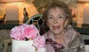 Nancy Reagan Nancy Reagan Celebrates Her 94th Birthday Washington Times