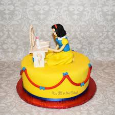 snow white cake its all in the cake