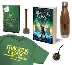 magnus chase and the gods of asgard the hammer of thor giveaway