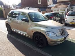 2005 55 reg chrysler pt cruiser limited 2 2 crd turbo diesel full
