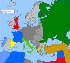 europe 1910 map thefreebiedepot