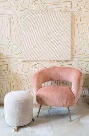 Bedroom Chair Top 25 Best Pink Velvet Chair Ideas On Pinterest