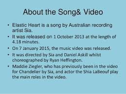 Chandelier Lyrics By Sia Music Video Analysis