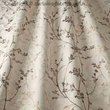 Embroidered Linen Curtains Whisp Embroidery By Iliv Swatch Box In Linen Curtain Fabric