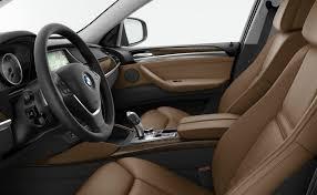 2013 Bmw X6 Interior Bmw X6 Rear Seat Kit In Saddle Brown Nevada