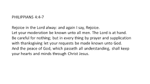 in prayer and supplication with thanksgiving john 14 24 27 john 14 1 let not your heart be troubled ye believe