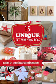 christmas gift wrap 15 unique christmas gift wrapping ideas spaceships and laser beams