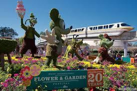 tour the epcot international flower and garden festival gac