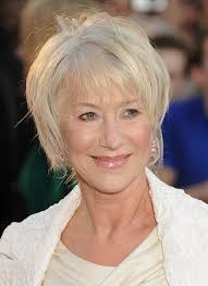 hair styles for 80 year oldswith thin hair 2009 helen mirren hairstyles l www sophisticatedallure com