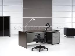 unique office furniture desks office furniture big eecutive table black desk sz od surripui net