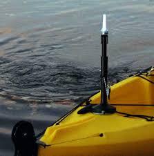 kayak lights for night paddling amazon com kayalu kayalite kayak light portable bright white led