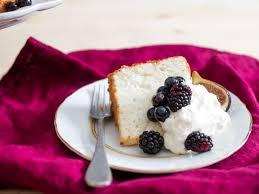 effortless angel food cake recipe serious eats