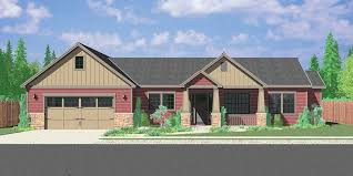 4 Bedroom Homes Portland Oregon House Plans One Story House Plans Great Room