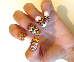 nail trends 2013 thanksgivukkah thanksgiving hanukkah