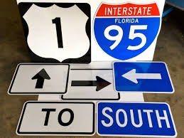 buy interstate shields intestate sign generator