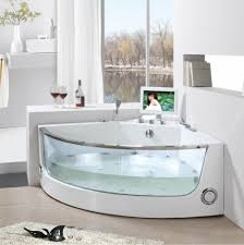 makeovers and decoration for modern homes small corner tub