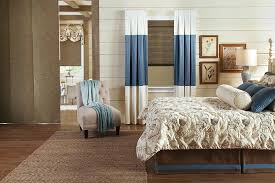 Roller Shades With Curtains Transitional Shades