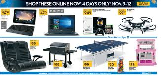 Can You Buy On Thanksgiving In Michigan Here S The 36 Page Black Friday 2017 Ad From Walmart Bgr