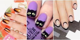 easy halloween nail art hottest hairstyles 2013 shopiowa us