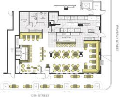 Coffee Shop Floor Plans Gallery Of Paul Sivadon Institute Day Care Psychiatric Small