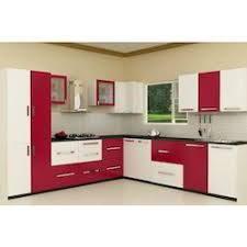 Kitchen Furniture Names Modular Kitchens In Nashik Maharashtra Small Modular Kitchen